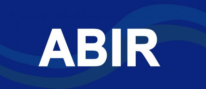 ABIR Blue Logo