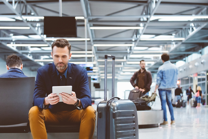 Cyber Risks When Traveling