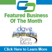 CCEDC Featured Business of the Month- Dave Figenshu Digital Media