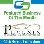 Phoenix Rehabilitation logo