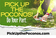 Pick up the Poconos