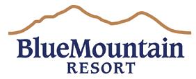 Blue Mountain Resort logo color