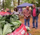 Carbon County Cabbage Festival - Oct. 10
