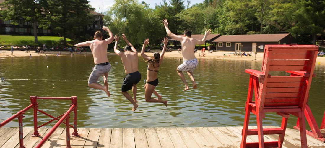 Find Your Fun at Split Rock Resort, Lake Harmony