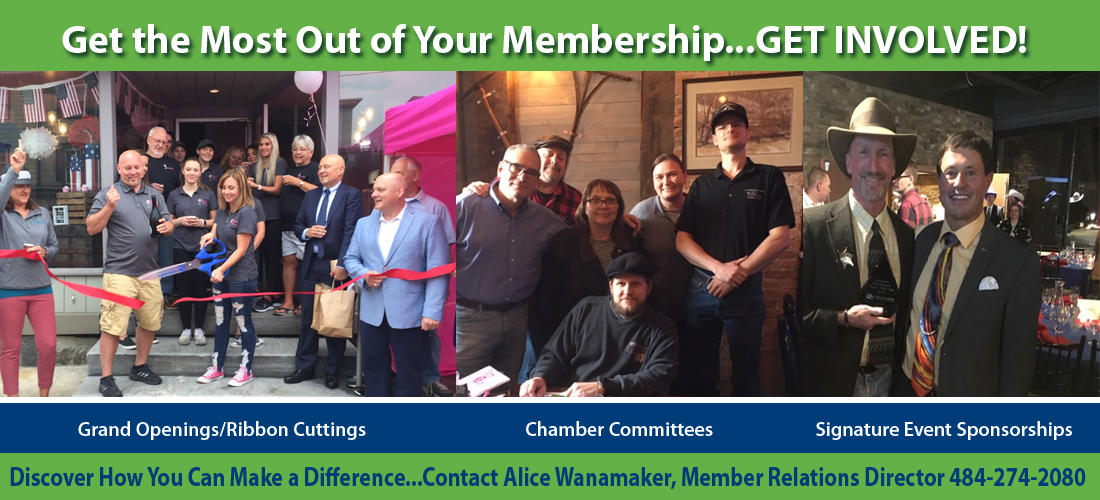 Get Involved with Your Carbon Chamber-Grand Openings/Ribbon Cuttings, Chamber Committees, Signature Event Sponsorships