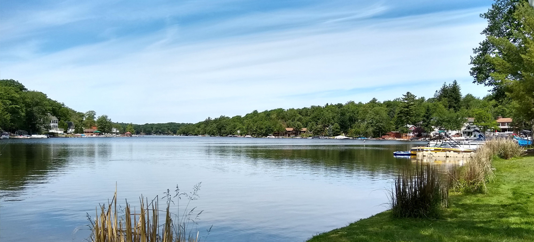 Lake Harmony in Kidder Township, Carbon County, PA
