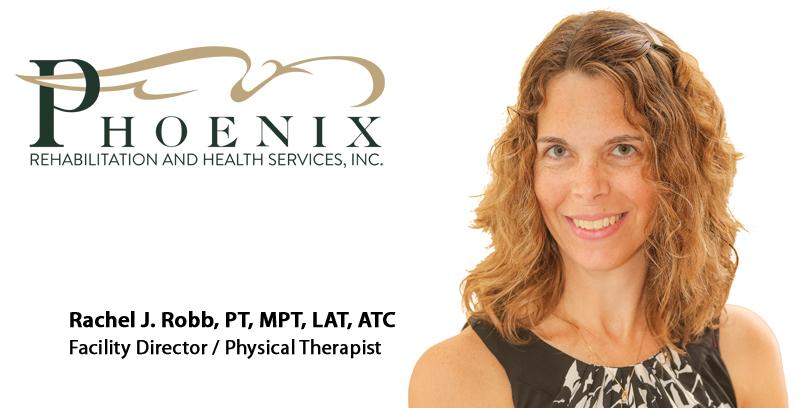 Phoenix Rehabilitation- Rachel Robb image