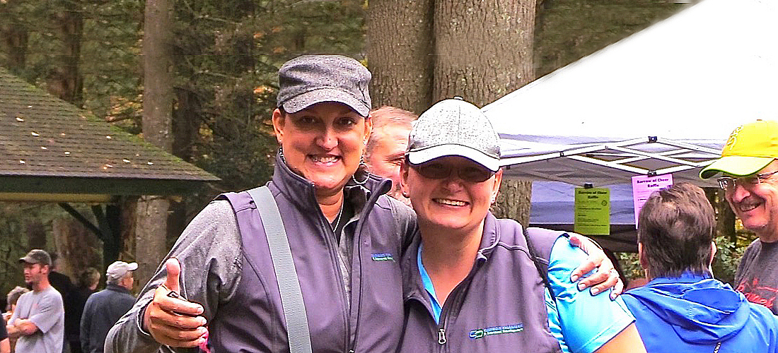 CCEDC's Marlyn & Alice at Carbon County Cabbage Fest