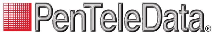 PenTeleData logo