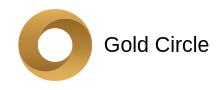 Gold Circle