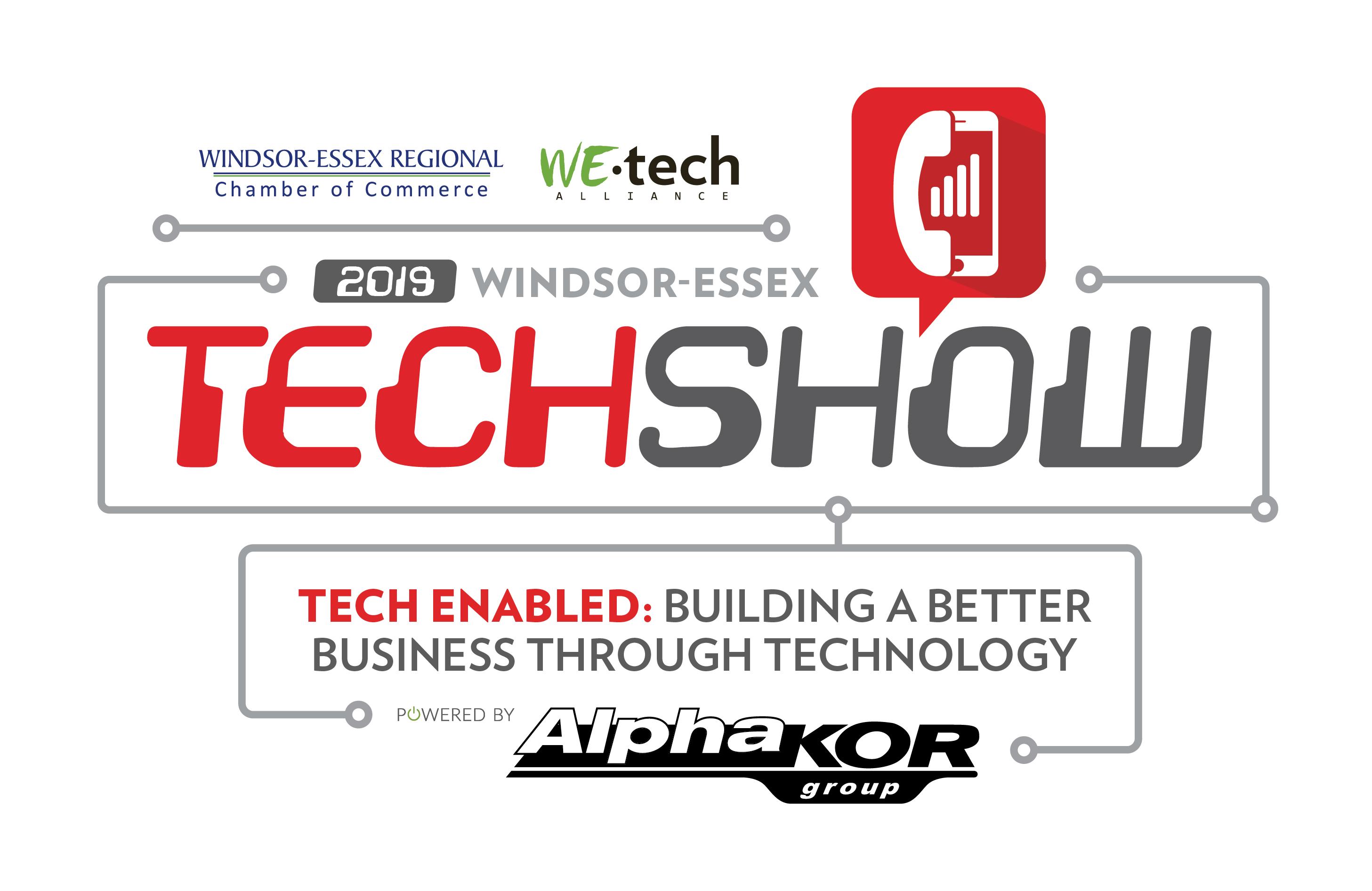 2019 Tech Show logo