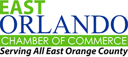 East Orlando Chamber of Commerce logo