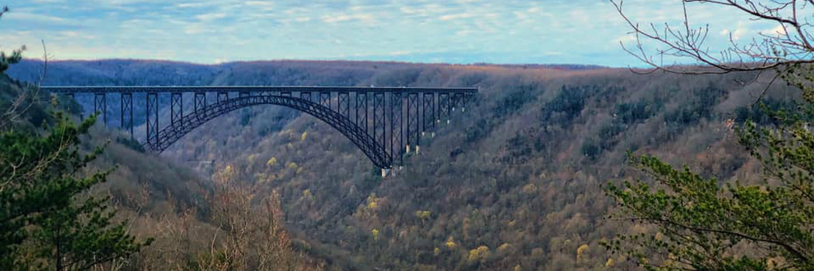 WVAPA Annual Conference view: Adventures on the Gorge