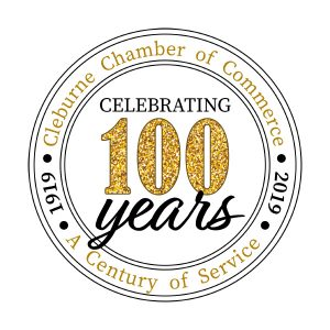 The Cleburne Chamber of Commerce celebrates 100 years