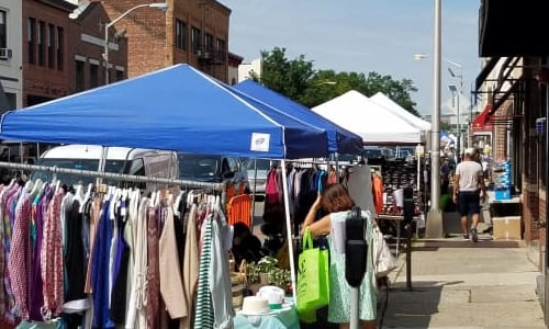 Englewood Sidewalk Sale 2017