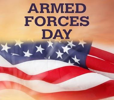 Why does the Bremerton Chamber of Commerce Host the Annual Armed Forces Day Parade?