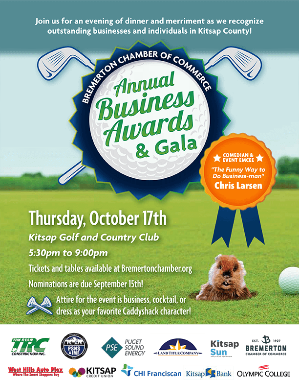 Annual Business Awards and Gala