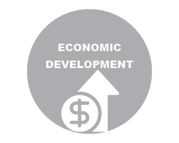 ECONOMIC DEVELOPMENT BUBBLE