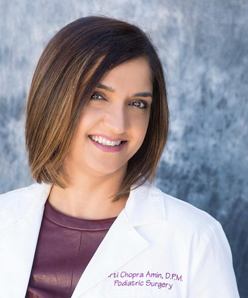Dr. Arti Amin