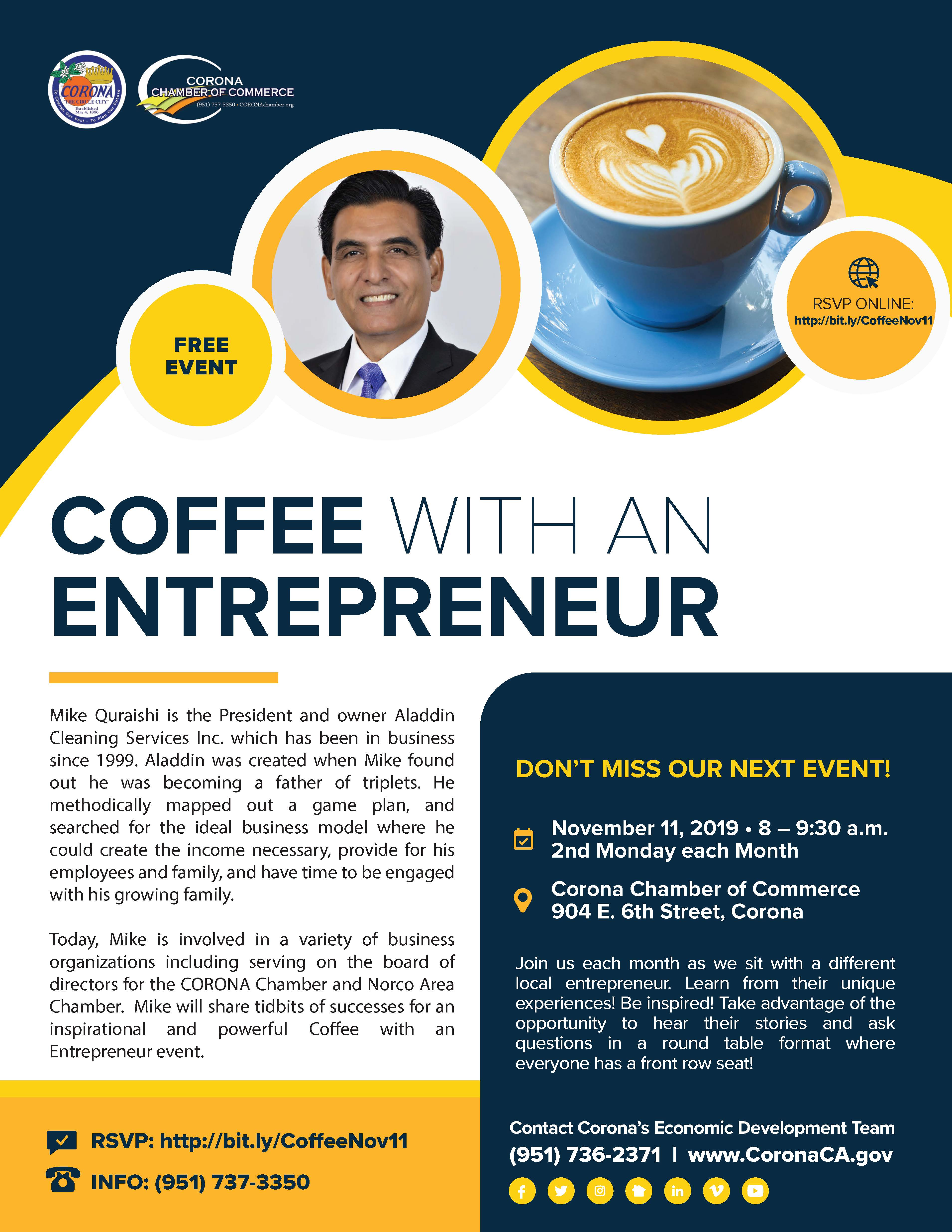 Coffee with an Entrepreneur 11.11.19 (1)