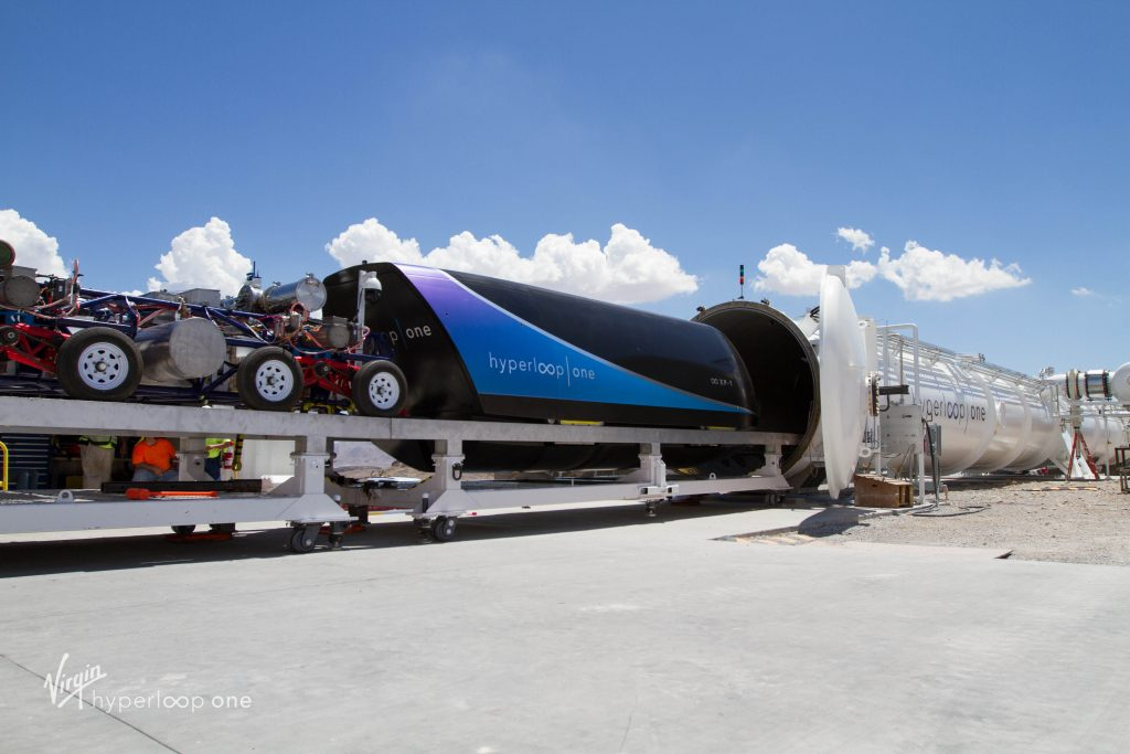 Hyperloop In Kc Kc Tech Council
