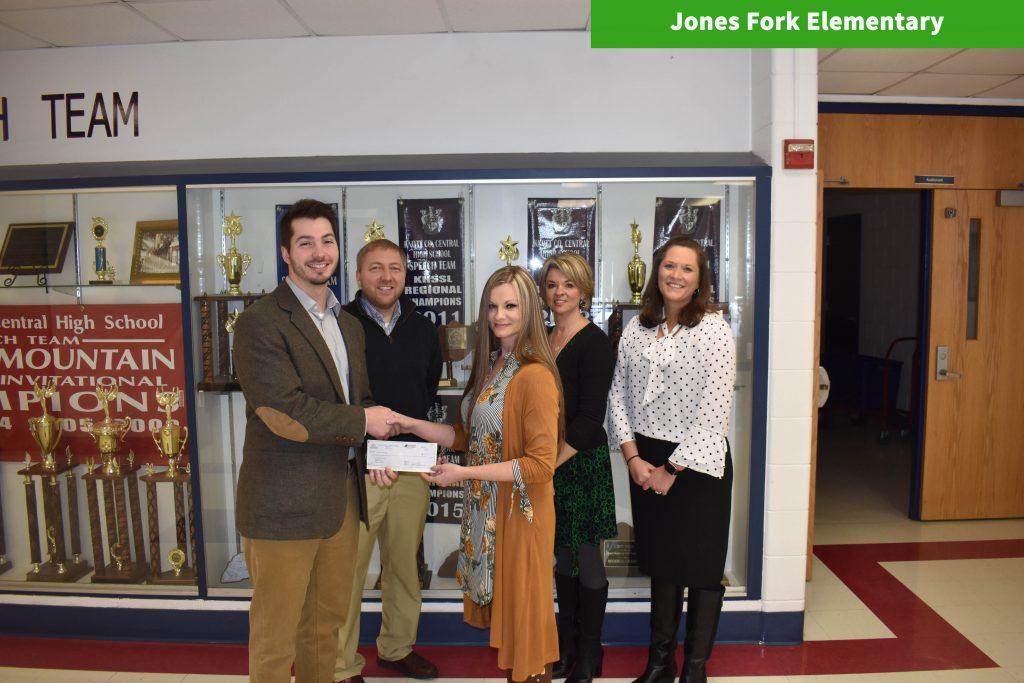 Jones Fork Elementary
