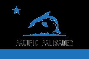Pacific Palisades Flag