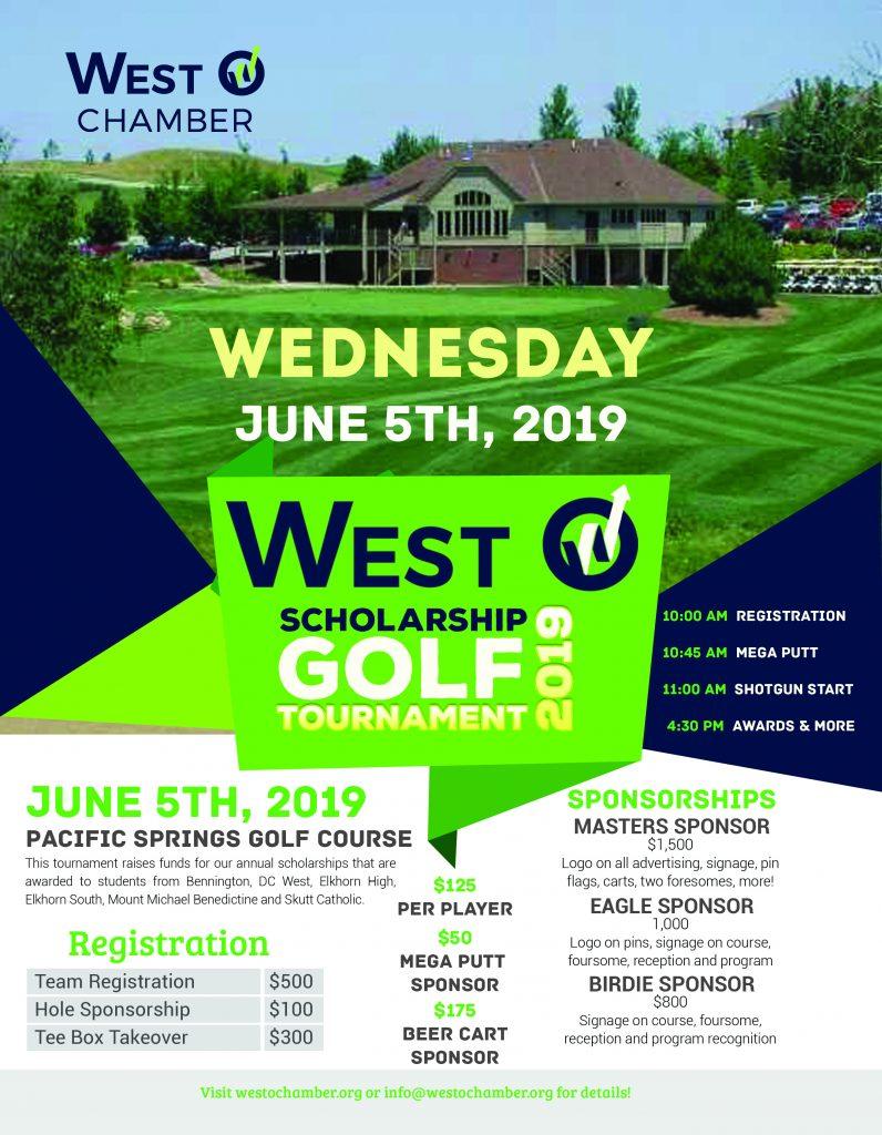 Golf Flyer 2019