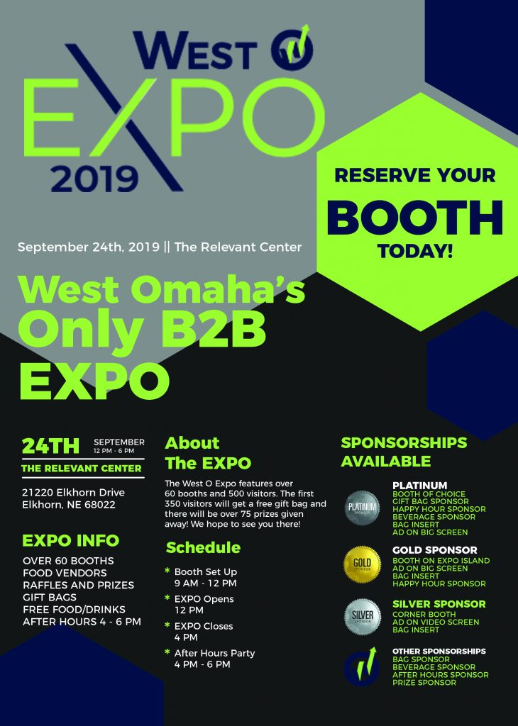 West O Expo 2019 Flyer