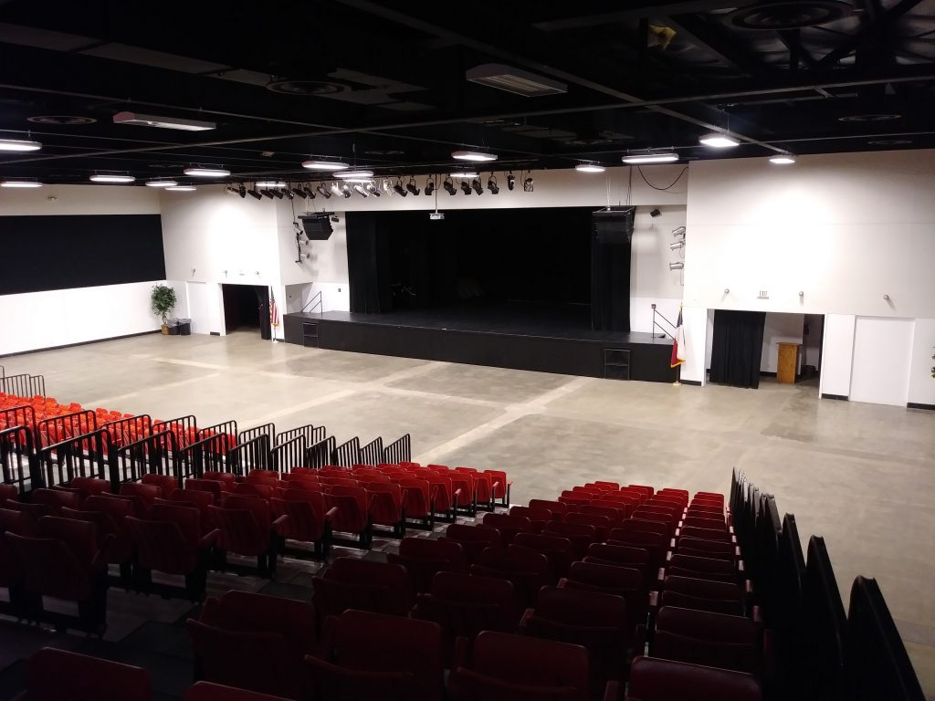 Civic Center Auditorium