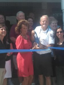 King Brothers Ribbon Cutting