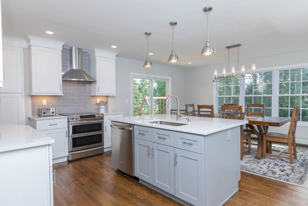 Residential Kitchen $30-60,000 Noah Builders