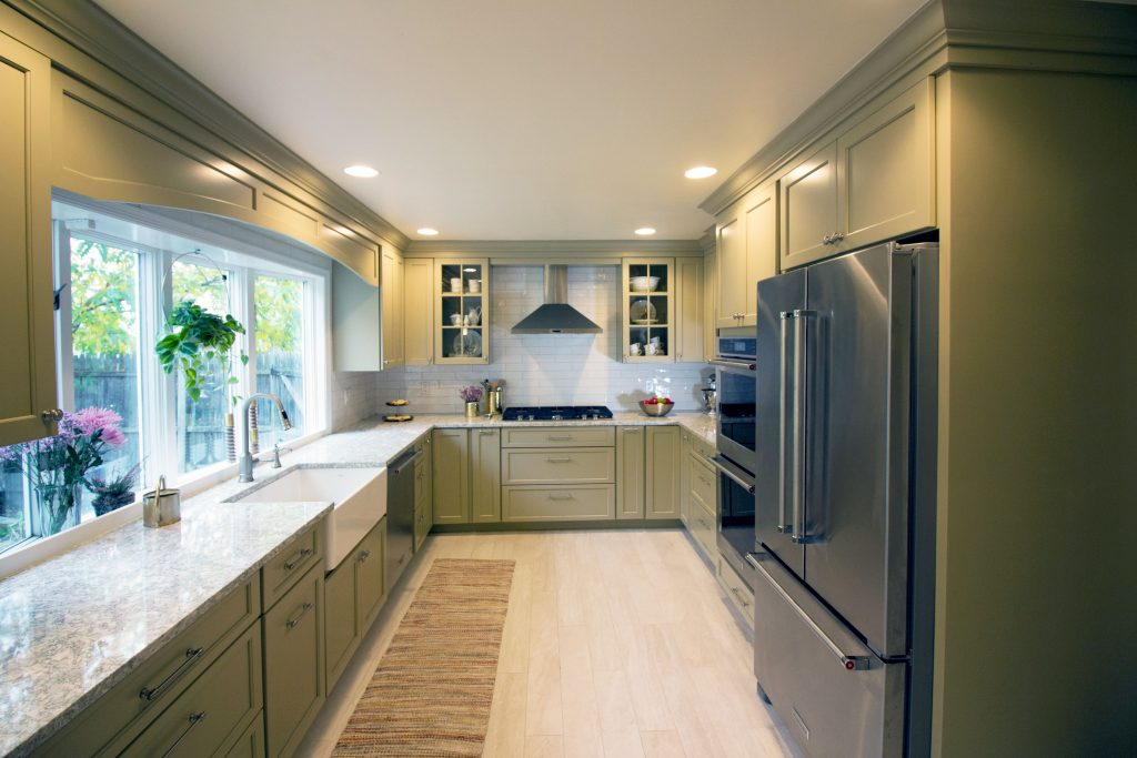 Residential Kitchen $30-60,000 Double D Const.