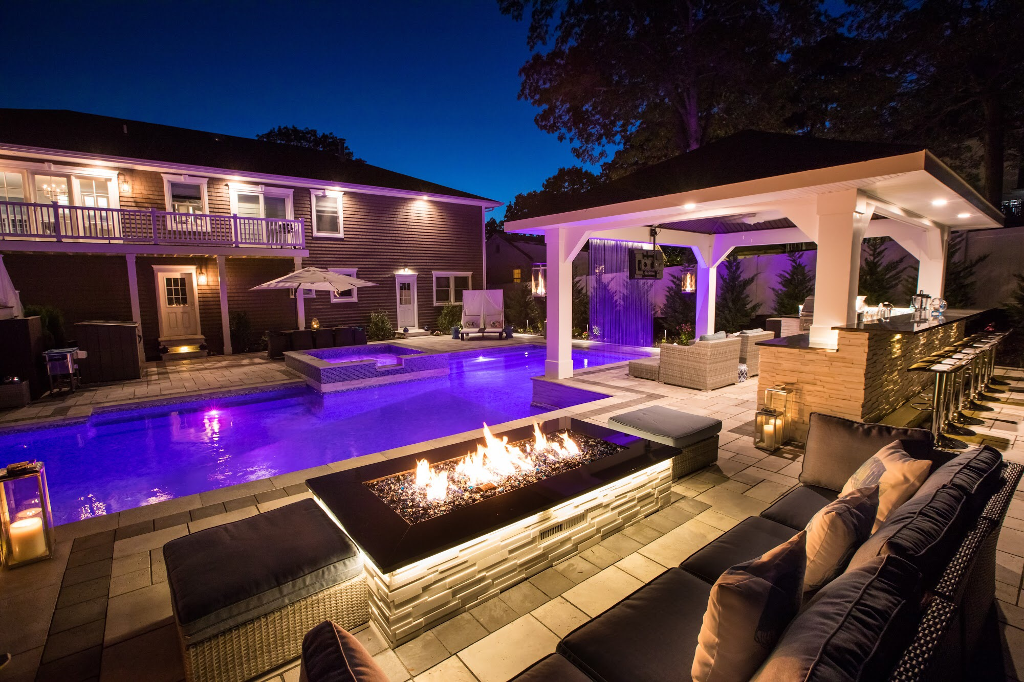 Landscape Design over $60,000 Carry Contracting