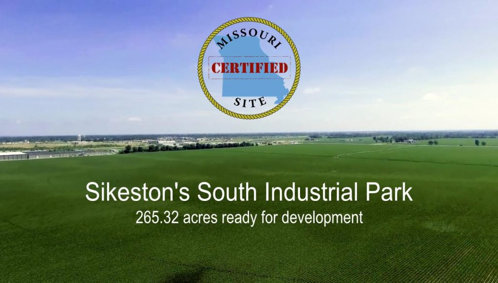 Sikeston South Industrial Park