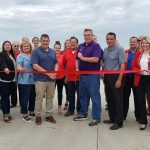 29th Street and Veterans Drive Ribbon Cutting