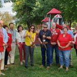 South Sioux City Cardinal Park Playground Ribbon Cutting