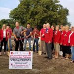 South Sioux City Schools site groundbreaking for students to build a house