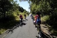 group-biking-trail