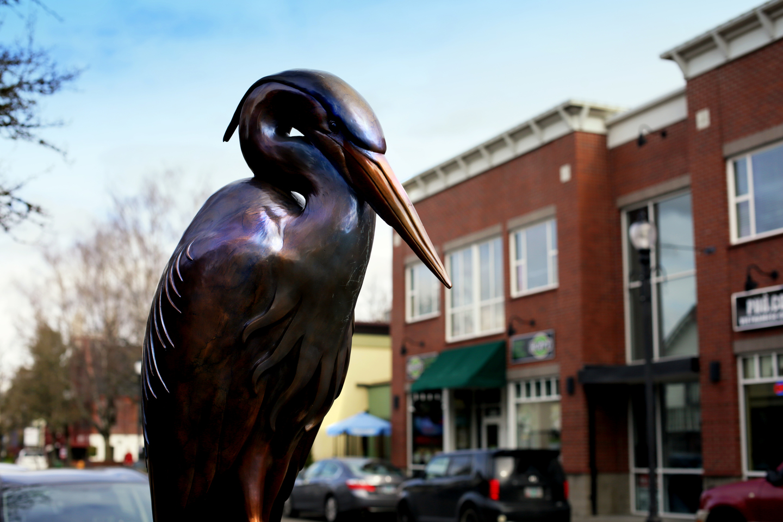 Blue Heron_GOPA_public art