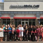 Hammock Gardens Dental Care Ribbon Cutting