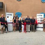 MPX Ribbon Cutting Photo