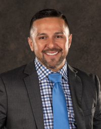 Ramon Ignacio Pecina III 2019 Greater McAllen Association of REALTORS® Treasurer