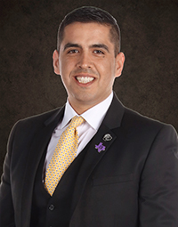 "Aaron ""Nick"" Cantu 2019 Greater McAllen Association of REALTORS® Secretary"