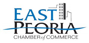 East Peoria Chamber of Commerce logo