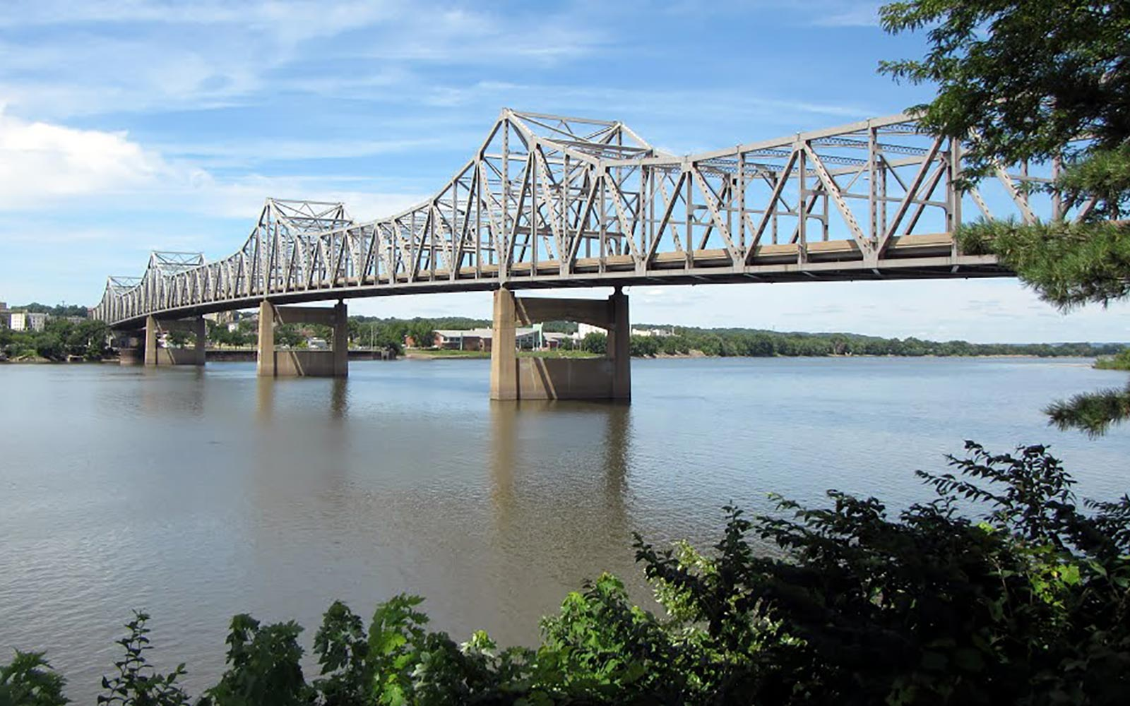 East Peoria Bridge