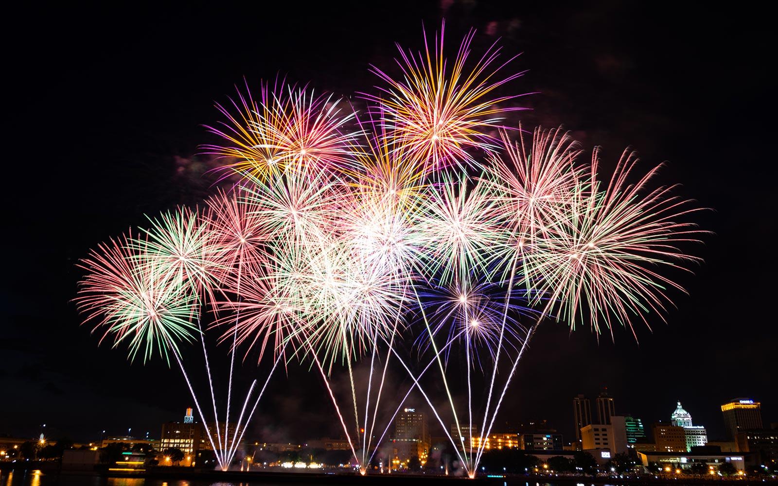 East Peoria Fireworks
