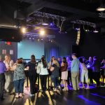 The event was held at Skyloft, Albany's new live music and events center in Crossgates Mall.