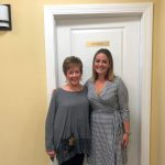 Liz Gemlick, Bethlehem Chamber, and Lindsey Cumoletti