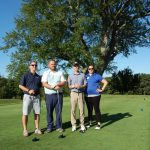 Pioneer Bank Foursome